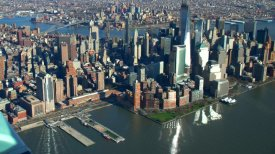 NYC - Hudson VFR Corridor