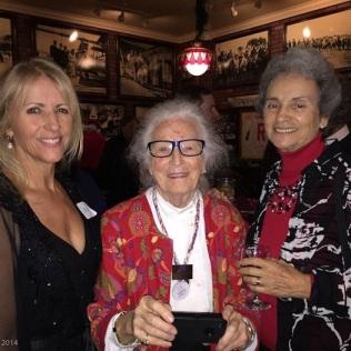 Michelle, Marian, Karen
